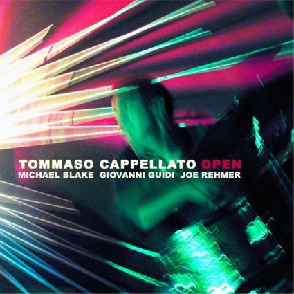 album-open